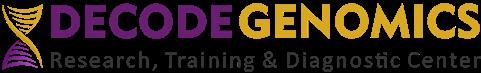 Decode Genomics Logo